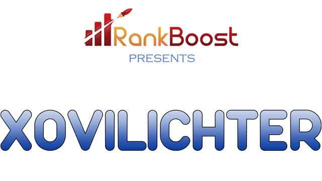 Xovi startet den Xovilichter Contest - Jetzt auf RankBoost.de